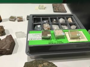 colección minerales